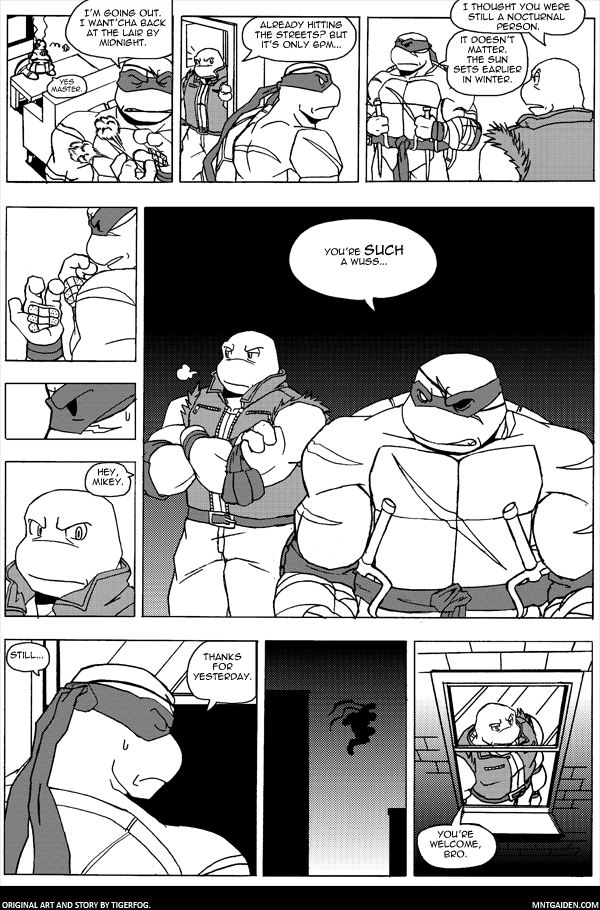 MNT Gaiden - Chapter 4 - Page 9