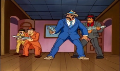 Mobster from dimension x 5 - mobsters