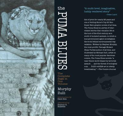 The Puma Blues 2015 cover