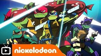 Rise of the TMNT Job Interview Nickelodeon UK