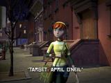 Target: April O'Neil