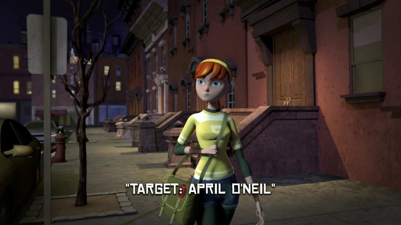Target April Oneil Tmntpedia Fandom Powered By Wikia