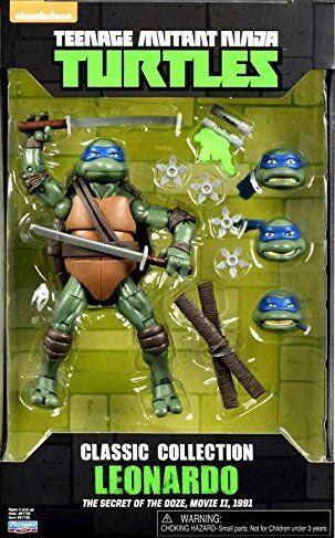 Classic Collection Leonardo 2016 Action Figure Tmntpedia Fandom