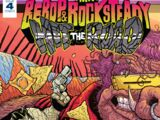 Bebop & Rocksteady Hit the Road issue 4