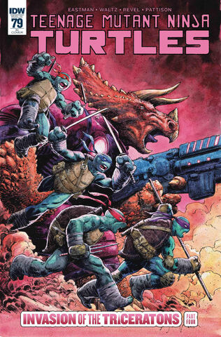 File:TMNT -79 Retailer Incentive Cover by Dave Wachter.jpg