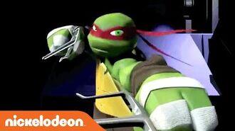Teenage Mutant Ninja Turtles Meet Raphael Nick