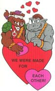 Bebop and Rocksteady We were made for each other