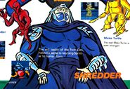 Shredder nintendopower