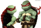 Tmnt raphael and larota 01 by propimol-d4xi80g