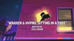 Hypno & Warren, Sitting in a Tree