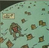 Archie dimension x planet palmadies