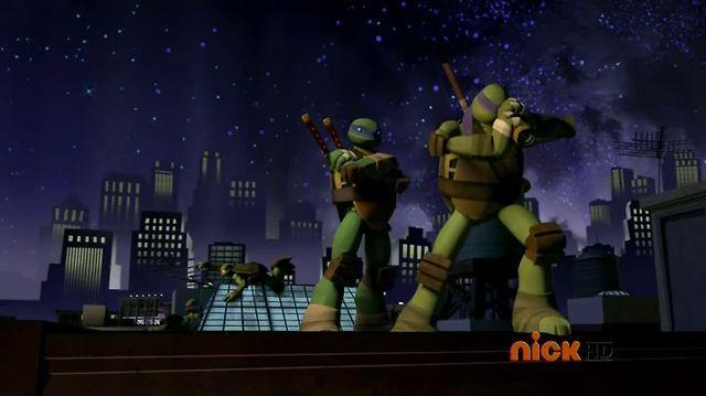 Episódio 3 - Turtle Temper