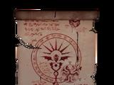 Manuscrito del Demodragón