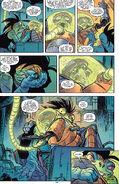 Mondo and Seymour reconcile