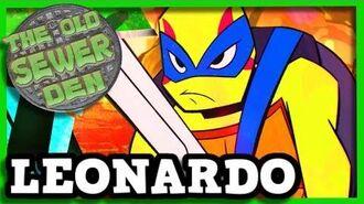 Leonardo, What We Know...So Far - Rise Of The Teenage Mutant Ninja Turtles