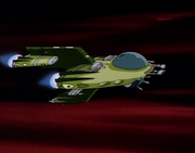 Cyber-turtles 15 - spacecraft