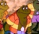 Attila the Frog (1987 TV series)