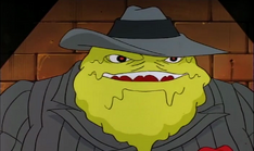 Mobster from dimension x 14 - globfather