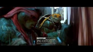 TMNT Movie - TV Spot 15