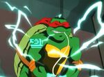 Raph electrocuted
