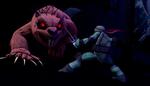 Raph vs dream beaver