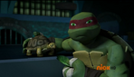 Spike and Raph