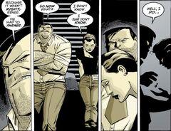 Bullock Detective Comics 762