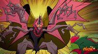 18 Bat Librarian true form