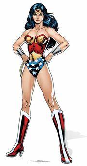 Amazons DC WonderWoman