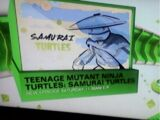 Samurai Turtles