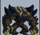Underground Cyclops Monster