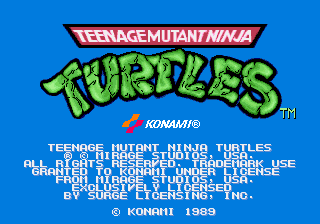 File:TMNT Arcade Title Screen.png