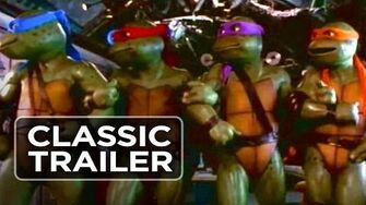Teenage Mutant Ninja Turtles III (1993) Official HD Trailer