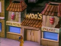 Woois Oriental Palace