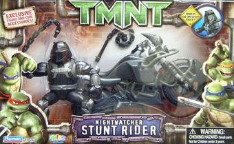 Nightwatcher Stunt Rider 2007 Toy Tmntpedia Fandom