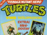 Teenage Mutant Hero Turtles (Atlantic)