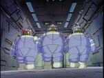 Bye bye fly 55 - spacesuits