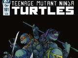 Teenage Mutant Ninja Turtles issue 101 (IDW)