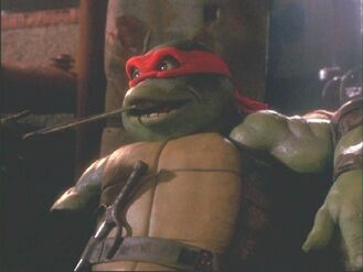Raph First Movie