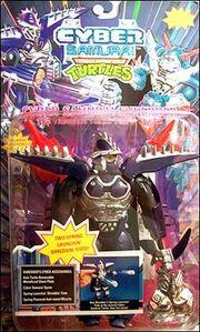 Shredder 1994 Cyber Samurai figure