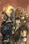TMNT Time 2 color