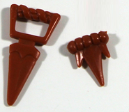 Fist Daggers (large and small)