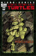Michelangelo Micro cover Global Conquest Edition