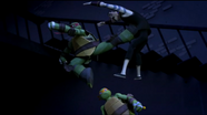 Raph before Mikey