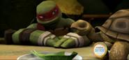 Spike und Raphael c