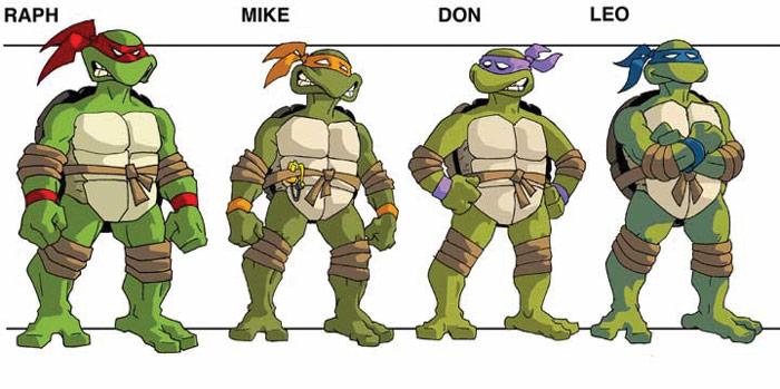 Teenage Mutant Ninja Turtles 2001 Tv Series Pitch Tmntpedia Fandom