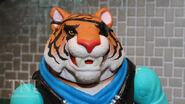Tiger Claw Toy Playmates 2014