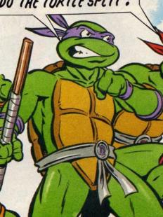Donatello fleetway