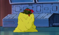 Mobster from dimension x 33 - raphael