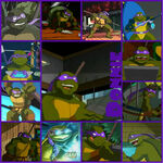 Tmnt donnie collage 2003 by culinary alchemist-d61lqy2